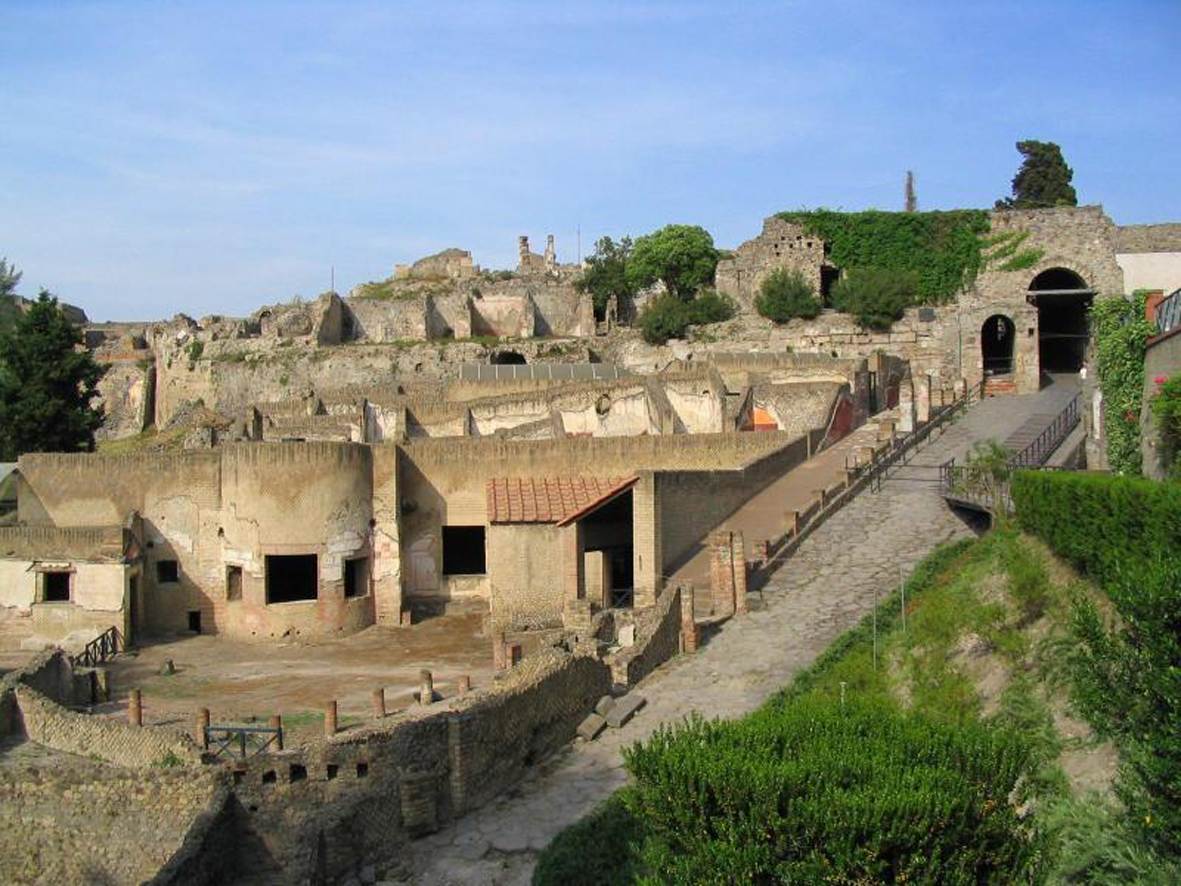 What I learned today #1: What happened in Pompeii?